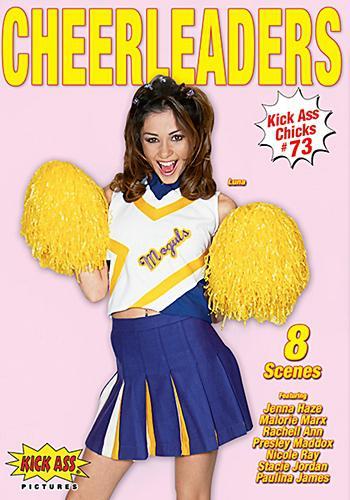Kick Ass Chicks 73: Cheerleaders (2010) DVDRip