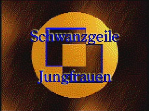 Schwanzgeile Jungfrauen / Похотливые девственницы  (1999) DVDRip