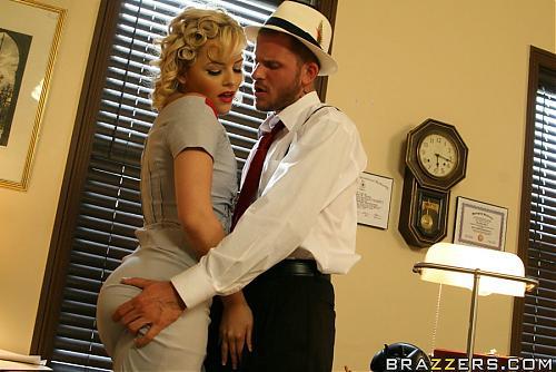 Alexis Texas (Private Dick) / Супер попку Alexis исследует большой член (2009) SiteRip