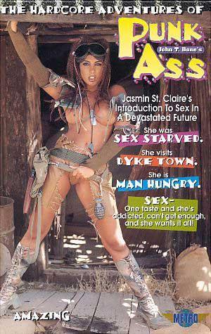 Punk-Ass / Задница неформалки (2004) DVDRip