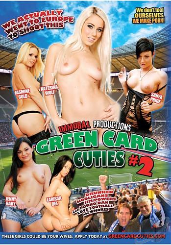 Милашки с Зелёной Картой #2/Green Card Cuties #2 (2009) DVDRip