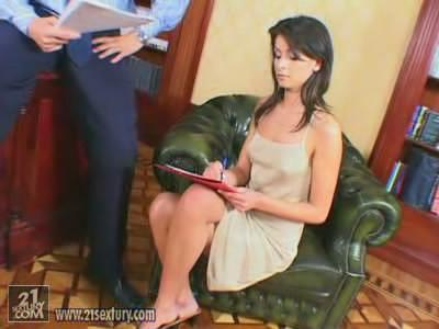 [21Sextury.com] Lucy Lee (Anal assistant / 0521) [2005 г., Oral, Anal, Classic] (2005) SATRip