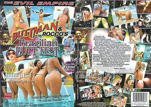 Buttman & Rocco's Brazilian Butt Fest (2009) DVDRip