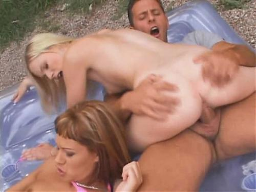 [BeachErotica.com] Brenda Braun & Yasmine Gold [2009 г., Outdoor Sex, All Sex, Anal, SiteRip] (2009) SATRip