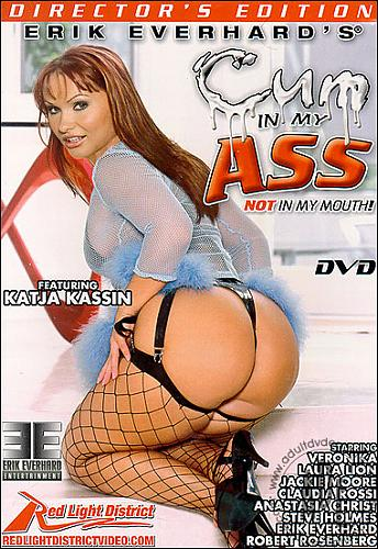 Cum In My Ass Not In My Mouth / Кончи Мне В Жопу, А Не В Рот (Eric Everhard / Red Light District) [2003., Straight, Anal, Cream Pie, Cumshots, Double Penetration, DVDRip] (2003) DVDRip