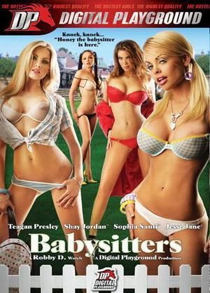 Нянечки (с русским переводом) / Babysitters (2007) DIGITAL PLAYGROUND / DVDRip  (2007) DVDRip