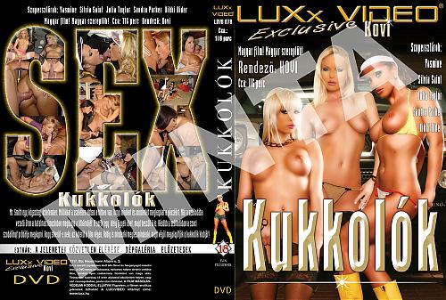 Kukkolok (Yasmine - Sex for cash)/ Куколки (KOVI, LUXxVIDEO) [2007 г., Anal Sex,Oral Sex,Threesome,Sex Toys,Bukkake,Breasts] (2007) DVDRip