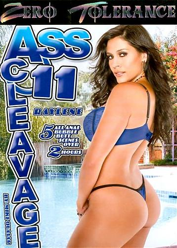 Ass Cleavage 11 / Разрыв попки 11 (Mike Quasar, Zero Tolerance) [2009 г., Anal, DVDRip] (2009) DVDRip