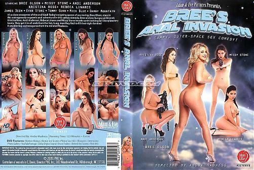 Bree's Anal Invasion  (2009) DVDRip