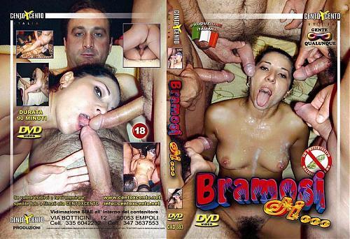 Bramosi di.... / Жаждущие (Cento X Cento) [2007 г., Hardcore, Anal, DP, Group Sex, DVDRip] (2007) DVDRip