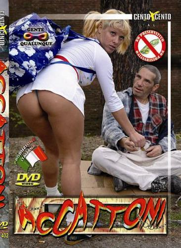 Accattoni / Итальянские Нищие (Cento X Cento) [All sex, DP, Anal, Incest, Piss, DVDRip] (2008) DVDRip