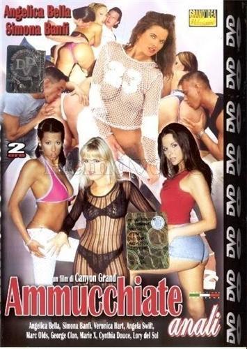Ammucchiate Anali / Анжелика Бэлла Анальная Групповуха (2006) DVDRip