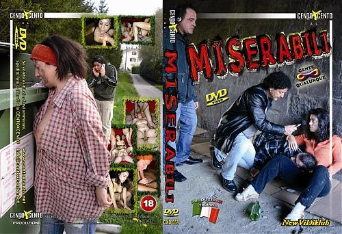 Ничтожества / Miserabilii (Cento X Cento) [All sex, DP, Anal, Incest, Piss, DVDRip] (2008) DVDRip