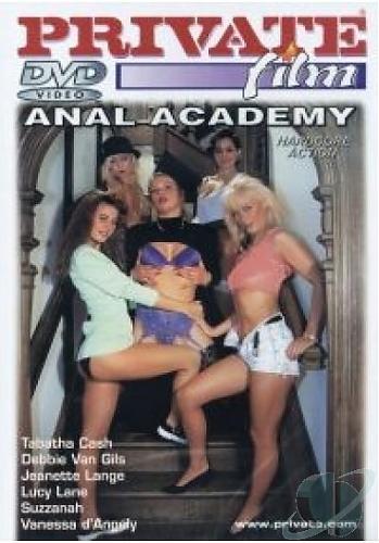 Private Film # 1 - Anal Academy / Анальная академия (1993) DVDRip