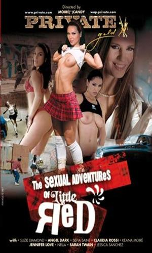 The Sexual Adventures of Little Red / Сексуальные Приключения Красной Шапочки (Moire Candy, Private) [2007 г., Stockings, Nylon, Anal, DP, Blowjob, DVDRip] (2007) DVDRip