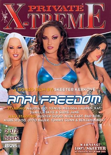 Private Xtreme 17 - Anal Freedom (2005) DVDRip