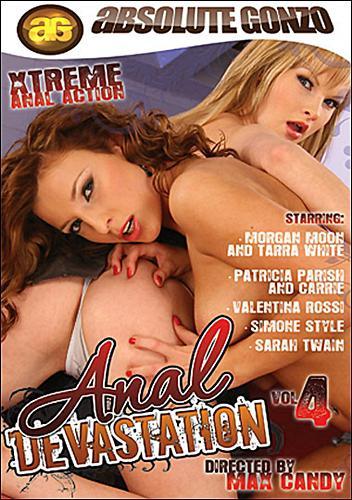Anal Devastation 4 (2010) DVDRip