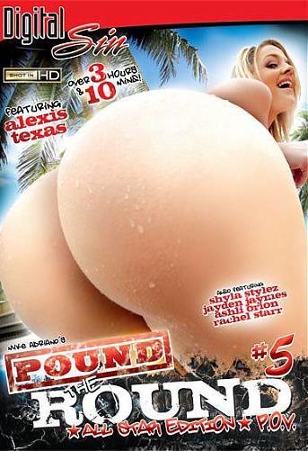 Pound The Round POV 5 / Засади в Попу POV 5 (Mike Adriano, Digital Sin) [Gonzo, POV, Anal] (Alexis Texas, Shyla Stylez, Jayden James) *Release Date: Mar 25, 2010* (2010) DVDRip