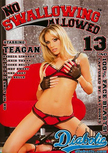 No Swallowing Allowed 13 / Разрешаю не Проглатывать 13 (2008) DVDRip