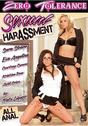 Sexual Harassment / Сексуальное Домогательство (2010) DVDRip