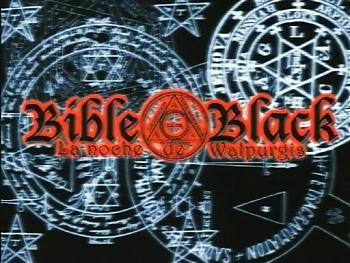 Черная Библия.Вальпургиева ночь (3ч) (2001) DVD