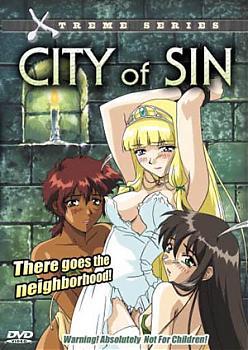 Город греха ( Ryoujoku no Machi) (City of Sin) (2001) DVDRip