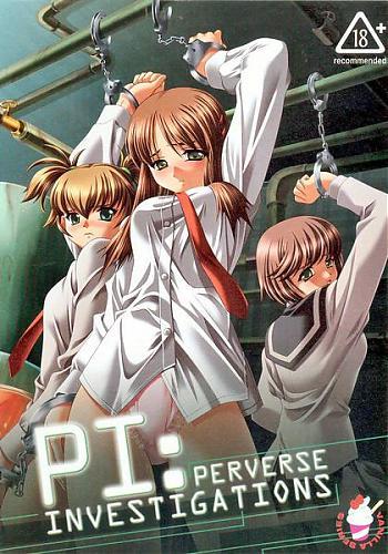 PI - Perverse Investigations Ep 1,2/Порочное расследование, 1-ая,2-ая серии (2003) DVDRip