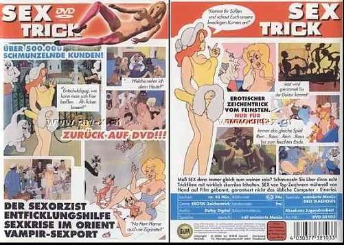 Сексуальные трюки / Sex Trick (Мультики Германия)  (2003) DVDRip