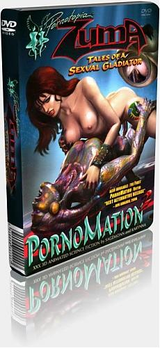 Pornomation - ZUMA tales of a sexual gladiator (2006) SATRip