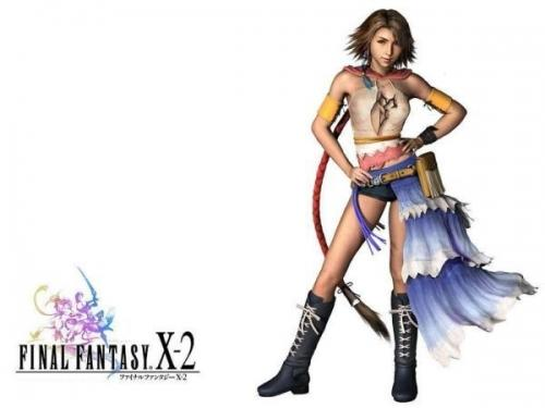 Yuna - Final Fantasy X-2 - Last Mission (2009) DVDRip