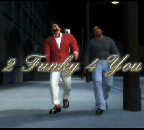 2 Funky 4 You от Private (2002) DVDRip