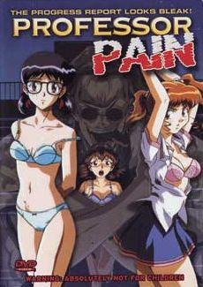 Professor Pain / Gakuen Sodom / Профессор Боль (Genkurou Shizuka, Green Bunny) (ep. 1-2 of 2) [uncen] (1998) DVDRip