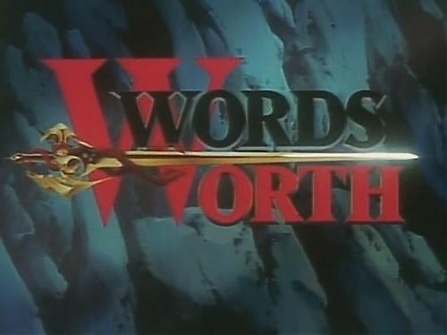 Hentai Words worth (05/05)-Драгоценные слова (1999) DVDRip