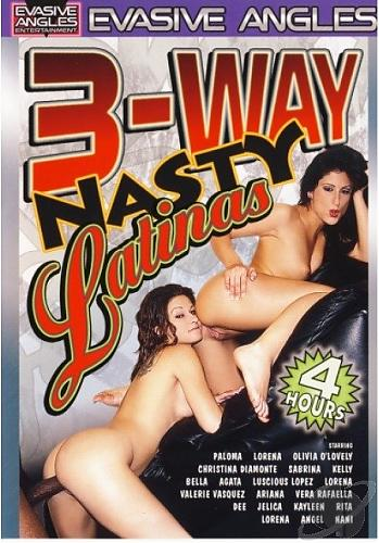 3-Way Nasty Latinas  (2009) DVDRip