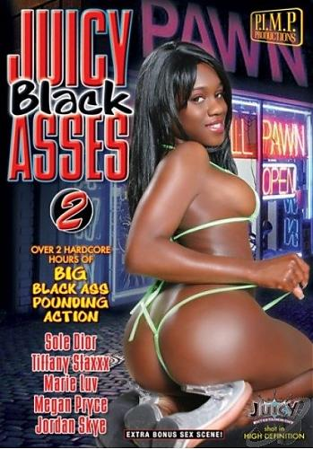 Juicy Black Asses #2 (2009) DVDRip