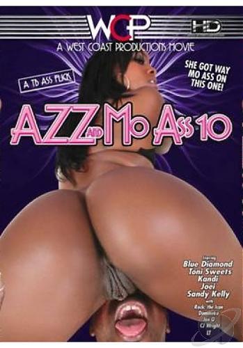 Azz And Mo Ass №10 / Оргия больших задниц №10 (2009) DVDRip