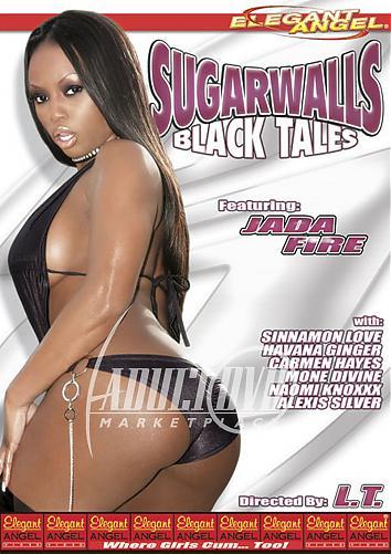 Sugarwalls Black Tales #1 / Черные Сахарные Попки #1 (2006) DVDRip