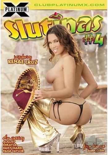 Slutinas 4 / Латинские сучки 4 (2007) DVDRip