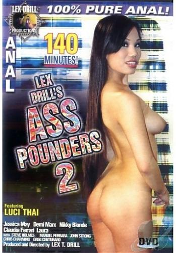 Ass Pounders #2 (2009) DVDRip