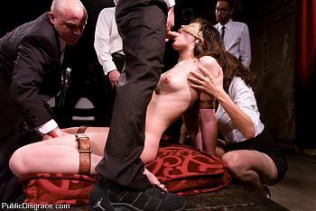 Public Disgrace - Bobbi Starr (2008) DVDRip