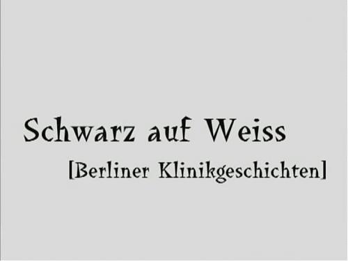 Schwarz auf Weiss (2009) DVDRip