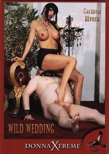 Carmen Rivera Wild Wedding / Кармен Ривейра.Дикая Свадьба (Бандаж Доминация Садизм Мазохизм) (2009) DVDRip