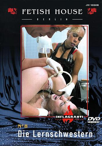 Fetish House 8 Die Lernschwestern / Дом фетиша 8 - Сестры на обучении (Inflagranti)[2003 г., Fetish, BDSM, Latex, Rubber, DVDRip][Split Scenes] (2003) DVDRip
