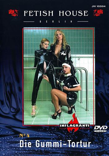 Fetish House 4 Die Gummi-Tortur / Дом фетиша 4 - Резиновые пытки (Inflagranti)[2002 г., Fetish, BDSM, Latex, Rubber, DVDRip][Split Scenes] (2002) DVDRip
