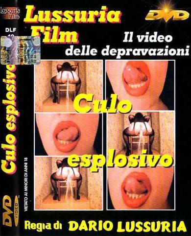 Culo Esplosivo / Взрыв в Жопе (Dario Lussuria, Lussuria Film) [2005 г., BBW, Bizarre, Enema, Fetish, DVDRip] (2005) DVDRip