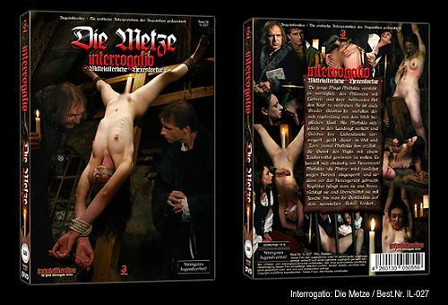 Modern Interrogatio - Mittelalterliche Hexentortur: Die Metze (2009) DVDRip