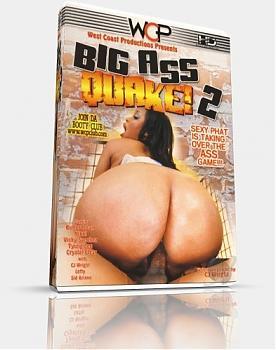 Дрожь больших задниц / Big Ass Quake 2 (2008) DVDRip