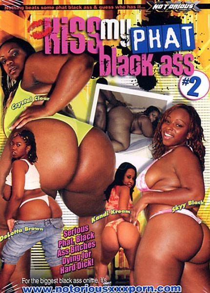 Поцелуй мою толстую черную задницу 2 (2008) DVDRip
