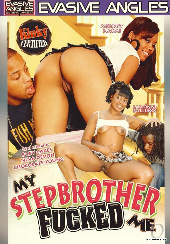 My Stepbrother Fucked Me (2009) DVDRip