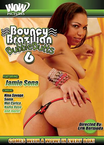 Bouncy Brazilian Bubble Butts 6 (2009) DVDRip